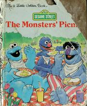 Cover of: The Monsters' Picnic | Golden Books
