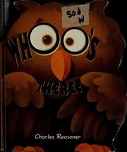 Cover of: Whoo's there? | Charles Reasoner