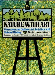 Cover of: Nature with art | Susie Gwen Criswell