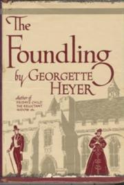 Cover of: The Foundling | Georgette Heyer