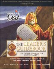 Cover of: Life Principles from the Old Testament (Following God Character Builders) by Shepherd, Richard.