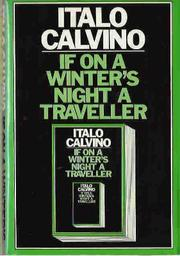 Cover of: If On A Winter's Night a Traveler by Italo Calvino