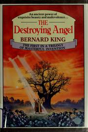 Cover of: Destroying angel | Bernard King