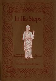 Cover of: In His steps by Charles Monroe Sheldon