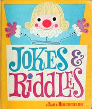 Cover of: Jokes and riddles by George L. Carlson