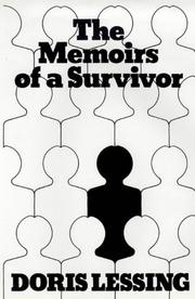 Cover of: The memoirs of a survivor | Doris Lessing