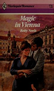 Cover of: Magic in Vienna by Betty Neels