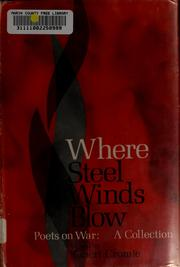 Cover of: Where steel winds blow by Cromie, Robert