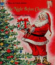 Cover of: The Night Before Christmas by Golden Books