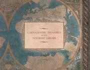 Cover of: Cartographic treasures of the Newberry Library | Newberry Library