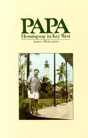 Cover of: Papa by James McLendon