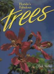 Cover of: Florida's fabulous trees by Winston Williams