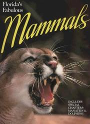 Cover of: Florida's Fabulous Mammals by Winston Williams