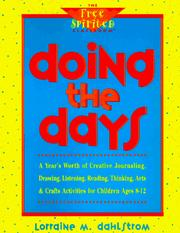 Cover of: Doing the days by Lorraine M. Dahlstrom