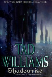 Cover of: Shadowrise | Tad Williams