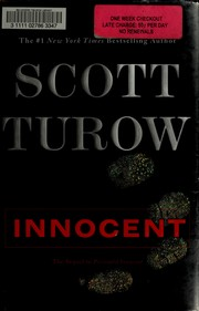 Cover of: Innocent by Scott Turow