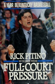 Cover of: Full-court pressure | Rick Pitino