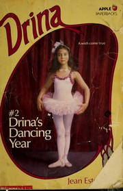 Cover of: Drina's Dancing Year (Drina, No 2) by Jean Estoril