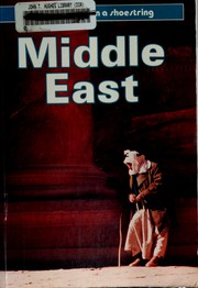 Cover of: Middle East on a shoestring by