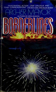 Cover of: Borderlines (Joe Gunther Mysteries by Archer Mayor