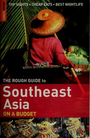Cover of: The Rough Guide to Southeast Asia on a Budget by Not Available (NA)