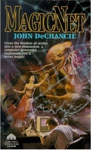 Cover of: MagicNet by John Dechancie