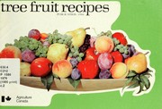 Cover of: TREE FRUIT RECIPES  Publication 1586 | Dorothy;  Canada Department of Agriculture BRITTON