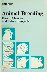 Cover of: Animal Breeding | Gavora