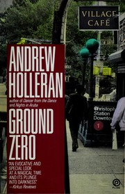 Cover of: Ground zero | Andrew Holleran