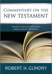 Cover of: Commentary on the New Testament |