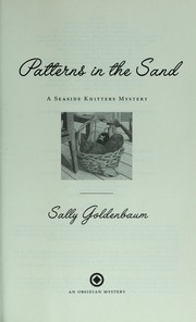 Cover of: Patterns in the Sand by Sally Goldenbaum