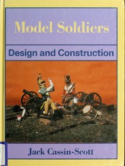 Cover of: Model soldiers by Jack Cassin-Scott