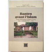 Cover of: Banten avant l'islam by C. Guillot