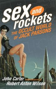 Cover of: Sex and Rockets by John Carter