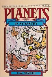 Cover of: Planets in Synastry by E. W. Neville