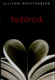 Cover of: Tutored |