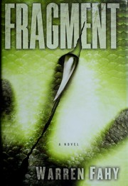Cover of: Fragment by Warren Fahy