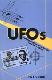Cover of: Ufos | Roy Craig