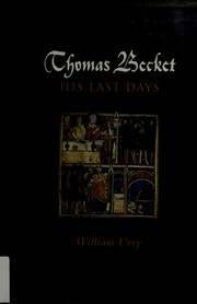 Cover of: Thomas Becket | William Urry