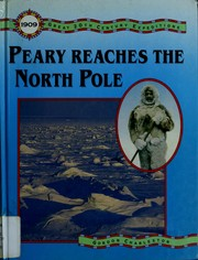 Cover of: Peary reaches the North Pole | Gordon Charleston