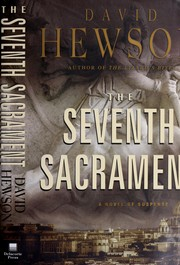 Cover of: The seventh sacrament | David Hewson