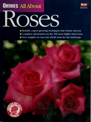 Cover of: All about Roses | Tommy Cairns