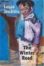 Cover of: The winter road by Louis Jenkins