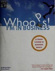Cover of: Wow! I'm in business | Richard Stim