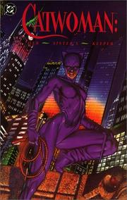 Cover of: Catwoman Her Sisters Keeper | Cindy Newell