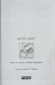 Cover of: Water baby | Ross Campbell