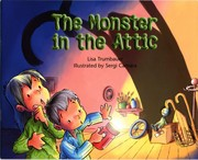 Cover of: The Monster in the Attic by Lisa Trumbauer