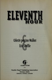 Cover of: Eleventh hour | Celeste Perrino Walker
