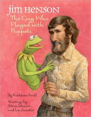 Cover of: Jim Henson by Kathleen Krull