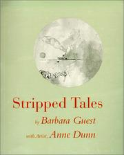 Cover of: Stripped Tales | Barbara Guest